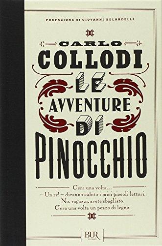 9788817046701: Le Avventure DI Pinocchio (Italian Edition)