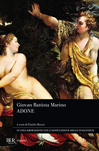 9788817046756: L'adone (Classici)