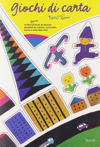9788817049047: Giochi di carta. Ediz. illustrata