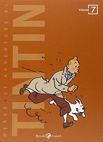 9788817049559: Le avventure di Tintin: 7