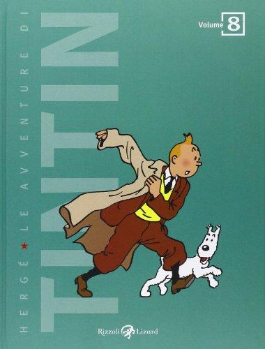 9788817049566: Le avventure di Tintin: 8
