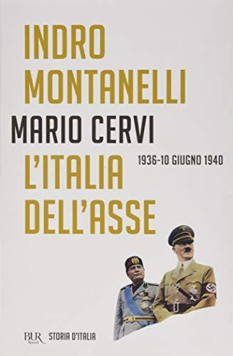 9788817049825: L'Italia Dell'Asse (Italian Edition)