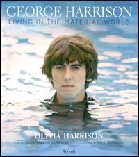 9788817053426: George Harrison. Living in the material world