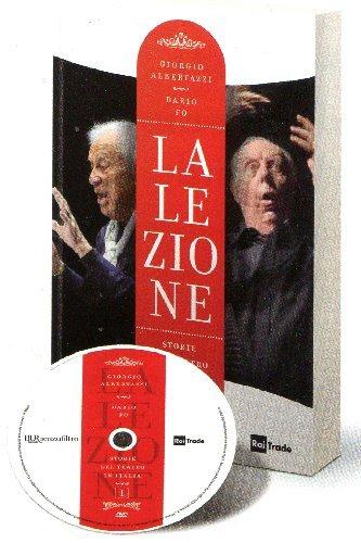 La lezione. Storie del teatro in Italia.: Giorgio Albertazzi