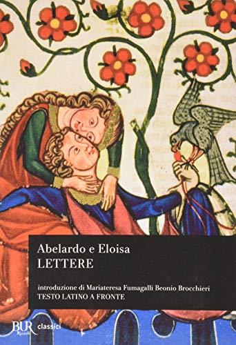 9788817056793: Lettere di Abelardo e Eloisa. Testo latino a fronte
