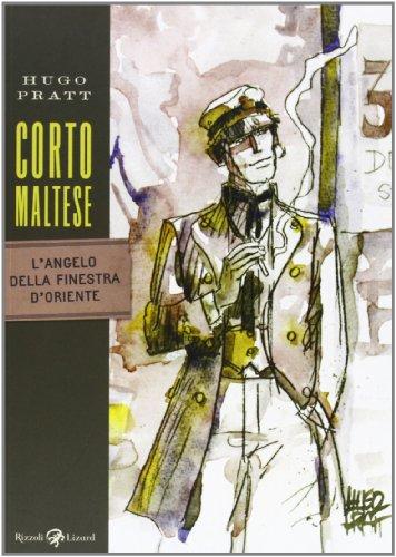 9788817066877: Corto Maltese. L'angelo della finestra d'Oriente
