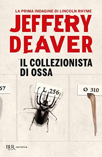 Il collezionista di ossa (8817066915) by Jeffery Deaver