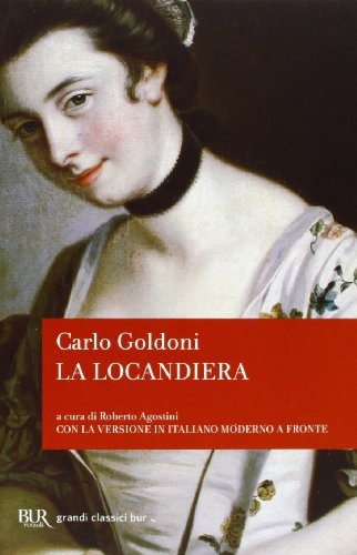 9788817067188: La locandiera