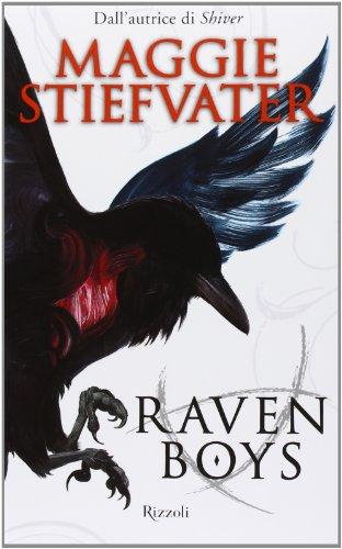 9788817068284: Raven Boys (The Raven Cycle, #1)