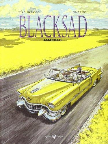 9788817071987: Amarillo. Blacksad