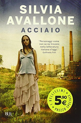 9788817076074: Acciaio (Best BUR)