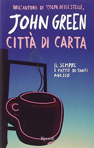 CITTA' DI CARTA: GREEN JOHN