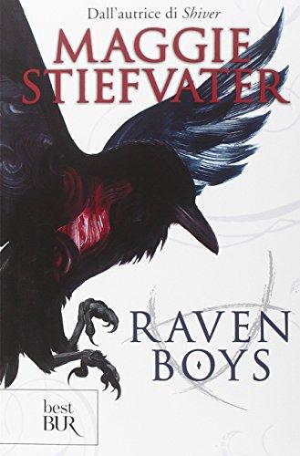9788817077811: Raven boys (Best BUR)