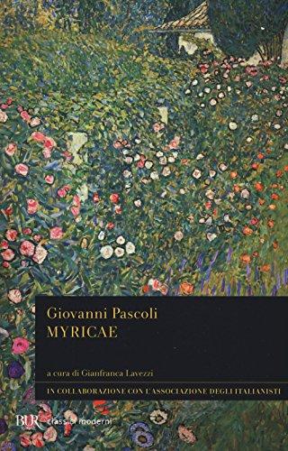 9788817083911: Myricae (Classici moderni)