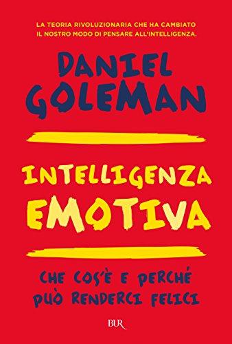 9788817084123: GOLEMAN, DANIEL - INTELLIGENZA