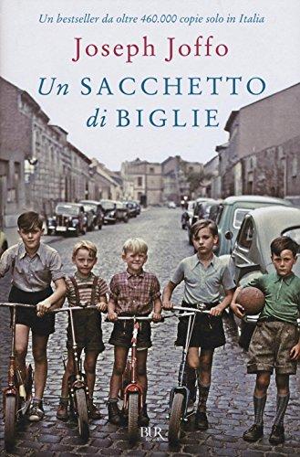 9788817091541: Un sacchetto di biglie (Best BUR)