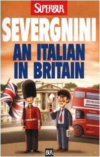 9788817100434: An Italian in Britain