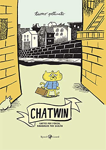 9788817104036: Chatwin. Gatto per forza, randagio per scelta