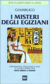 9788817106382: I misteri degli egiziani. Testo greco a fronte