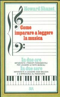9788817110136: Come imparare a leggere la musica (Bur guide, giochi e manuali)