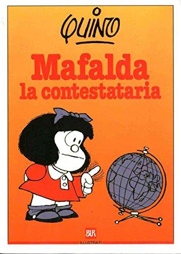 9788817111997: Mafalda la contestataria