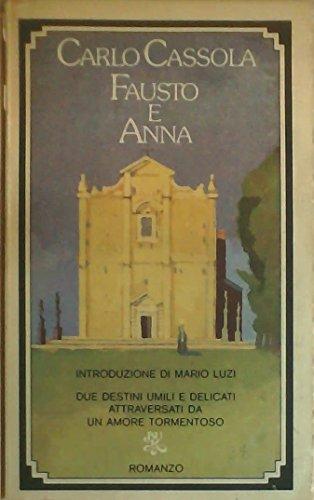 Fausto e Anna (Superbur): Carlo Cassola
