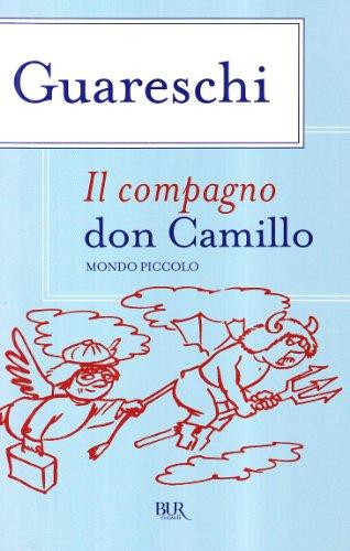 9788817113946: Il compagno don Camillo