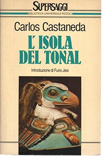 L'isola Del Tonal (8817115096) by Carlos Castaneda