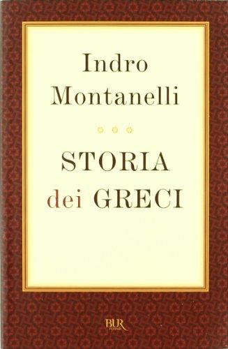 9788817115124: Storia Dei Greci