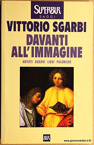 9788817115483: Davanti all'immagine