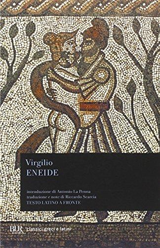 Eneide. Testo latino a fronte: Virgilio Marone, Publio