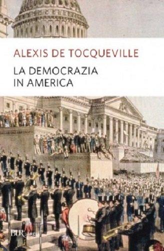 9788817118576: La democrazia in America