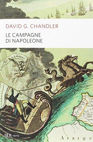 9788817119047: Le campagne di Napoleone
