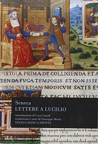 9788817120135: Lettere a Lucilio