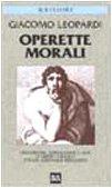 9788817120630: Operette morali