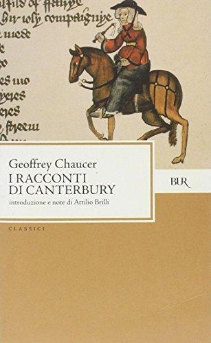 9788817121941: I racconti di Canterbury