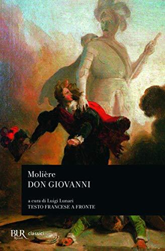 9788817122672: Don Giovanni. Testo francese a fronte