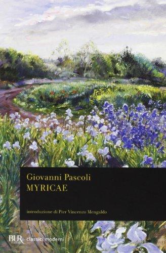 9788817122870: Myricae (Italian Edition)