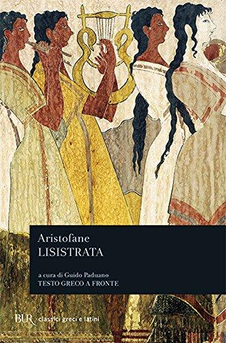 Lisistrata.: Aristofane.
