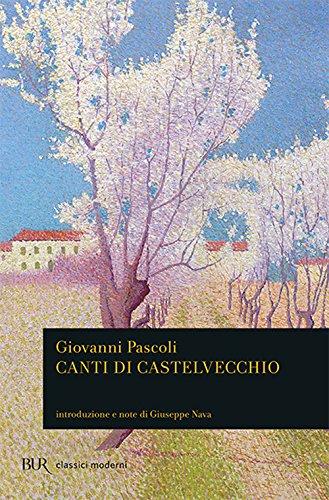 9788817124034: Canti di Castelvecchio