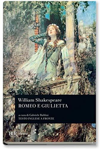 9788817125031: Romeo e Giulietta. Testo inglese a fronte