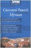 9788817125253: Myricae (Superbur classici)