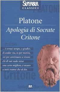 9788817127905: Apologia Di Socrate-Critone