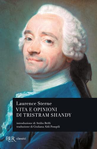 9788817129190: Vita e opinioni di Tristram Shandy
