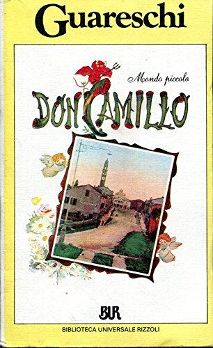 9788817131957: Don Camillo Mondo Piccolo