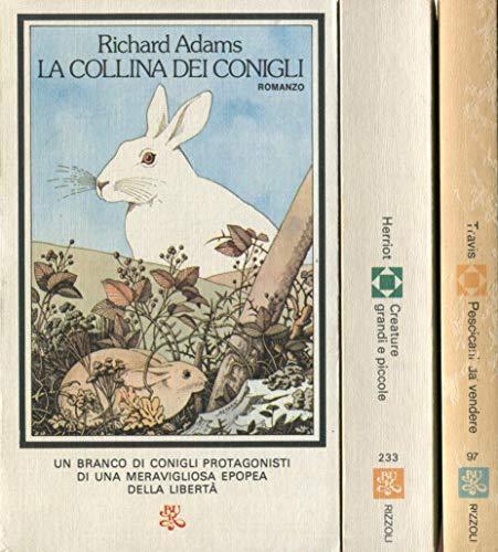 9788817132015: La collina dei conigli (Bur)