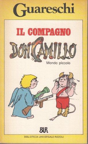 Il Compagno Don Camillo (Fiction, Poetry &: Guareschi
