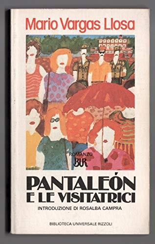 9788817136693: Pantaleón e le visitatrici