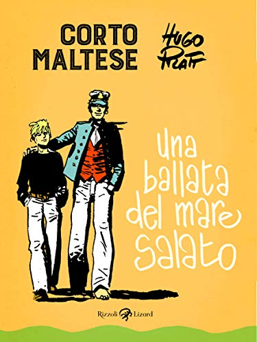 9788817142465: Corto Maltese. Una ballata del mare salato