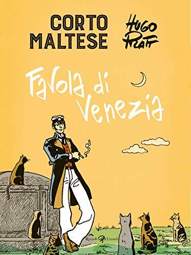 9788817142472: Corto Maltese. Favola di Venezia